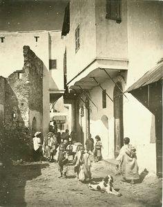 Antonio Cavilla Photographer: A corner of Tangier.