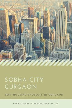 Sobha City Done A Fantastic Job For Housing Projects In Gurgaon One Of The Best