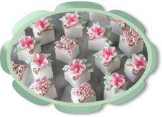 Cherry Blossom Bouquet Tea Party Sugar Cubes http://www.alittlefavor.com/products/93/cnccherryblossom/cherry-blossom-bouquet-tea-party-sugar-cubes.html