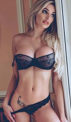Master Piece Best Lingerie, Black Lingerie, Beautiful Lingerie, Sexy Bikini, Hot Tattoos, Tolle, Bikinis, Facebook, Underwear