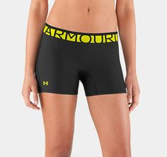 "Women's UA Still Gotta Have It 4"" Compression Shorts"