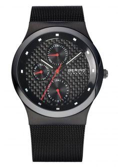 Bering Multifunktionsuhr »32139-309«, mit Keramiklünette – Armbanduhren Center
