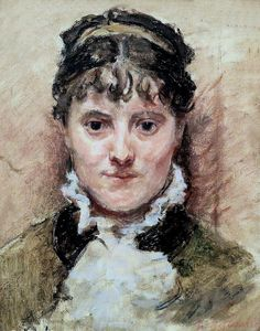IMG_7115 Marcellin Desboutin. 1823-1902. Portrait de Berth… | Flickr Berthe Morisot, Portrait, Painting, Art, Bremen, Art Background, Painting Art, Kunst, Portrait Illustration