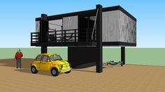 Emsworth Deckhouse 1965 - 3D Warehouse