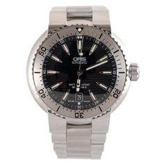 Best Price Oris Men's 733 7533 4154MB Divers Date Watch Buy online and save - http://greatcompareshop.com/best-price-oris-mens-733-7533-4154mb-divers-date-watch-buy-online-and-save