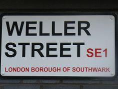 Dickens Street Names #1