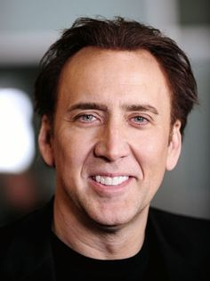Nicolas Cage  GHOST RIDER another biker like the Son's!  He rocks as an actor and seems cool in real life too!
