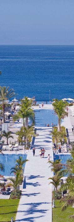 Riu Palace Meloneras - Gran Canaria - Spain - Completely renovated hotel - pool
