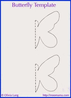 DIY 3D Butterfly Wall Art with FREE Templates