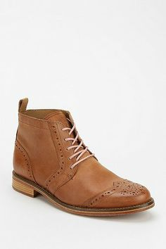 J Shoes Olympia Brogue Ankle Boot
