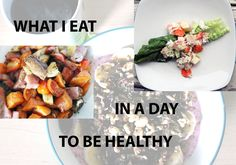 Watch my What I Eat In a Day Video Coming Soon!