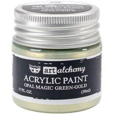 Prima Marketing Finnabair Art Alchemy Acrylic Paint 1.7 Fluid Ounces