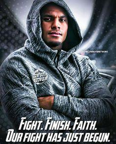 "828 Likes, 10 Comments - Dak Prescott™️ (@dakprescott4) on Instagram: ""Fight. Finish. Faith.✭ @_4Dak _____________________________________ #DallasCowboys…"""