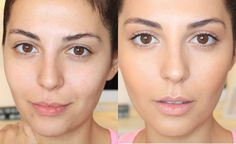 Image result for makeup that looks like no makeup