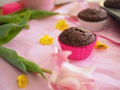 Parhaat ja pehmeimmät Suklaamuffinssit Desserts, Food, Tailgate Desserts, Deserts, Eten, Postres, Dessert, Meals, Plated Desserts