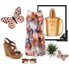 Sácale provecho a este día soleado con un vestido vaporoso! 1.- Perfume Dune- Christian Dior http://fashion.linio.com.mx/a/perfchristian