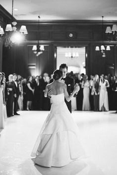 """Our first dance as a married couple to Jack Johnson's """"Do You Remember."""" It is a very special song for the two of us."""