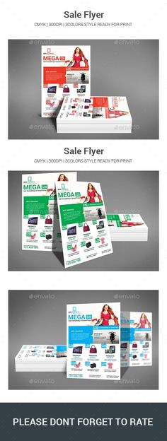 Sale Flyer for $7 #design #graphics #design