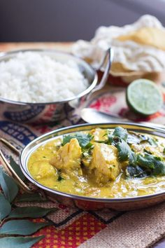 Amazingly Delicious Quick Fish Curry. An easy fish curry recipe for a busy night.