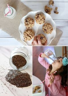 Healthy Chia Seed Recipes Chia Seed Peanut Butter Cookies