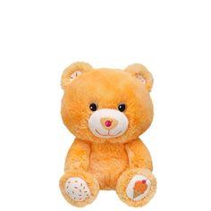 7 in. smallfrys® Orange Sherbet Bear - Build-A-Bear Workshop US $10