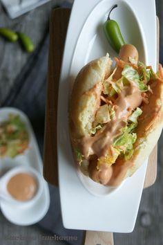 bułki hot-dogowe