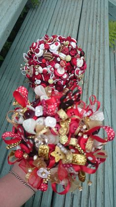 Christmassy bouquet! 2015