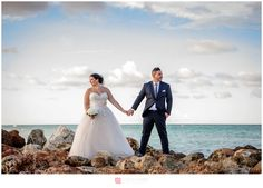 Photographe Mariage Sud en Jamaique / Destination Wedding photographer in Jamaica and Trash the Dress – Josee and Sebastien – Royalton White Sands Montegeo Bay