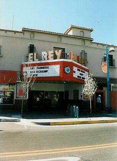El Rey Theatre,- Albuquerque New Mexico, ~ by mid known as Reel Theatre. It is now a nightclub, located on the old Route 66 Old Route 66, Historic Route 66, New Mexico Homes, New Mexico Usa, Yellowstone National Park, National Parks, Duke City, Alaska Travel, Alaska Cruise