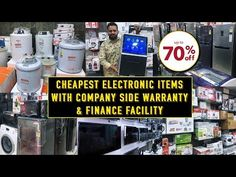 Video: Buy Factory Sale Electronic Items At Cheapest Price Electronic Items, Washing Machine, Led, Electronics, Modern, Youtube, Stuff To Buy, Washer, Youtubers