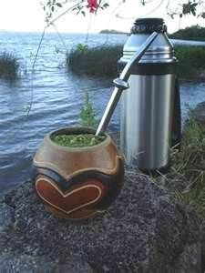 Yerba Mate Gourd - All You Need To Know Before Making a Purchase Cafe No Bule, Love Mate, Te Chai, Yerba Mate Tea, Coffee Snobs, Health Heal, Keep Calm And Drink, Rio Grande Do Sul, Sugar And Spice