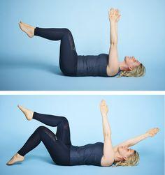 Få flad og stærk mave på kun 8 uger Sådan træner og spiser du dig til en f. Physical Fitness, Yoga Fitness, Fitness Tips, Fitness Motivation, Health Fitness, Fun Workouts, At Home Workouts, Card Workout, Improve Mental Health