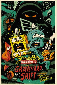 A Nickelodeon Show Online Poster Release (Part 2) – Mondo