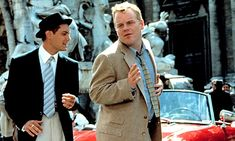 """The Talented Mr. Ripley"" 1999--Philip Seymour Hoffman – a life in pictures 