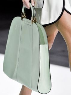 Armani. Mint bag Summer 2012.