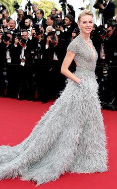 Oh la la! Naomi Watts looks breathtaking at the 2015 Cannes Film Festival!