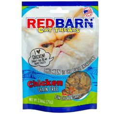 018237 Grain Free Cat Treats Chicken, 2.64 oz, 1Piece -- Remarkable product available now. : A - N - I - M - A - L - S ~~ PINS FRIENDS