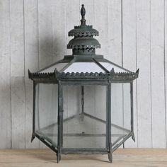 English Regency lantern from La Place Antiques on the DC