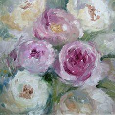 June Roses, Lanscape, Anne C Toase, SAA Professional Members' Galleries