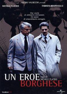 Un Eroe Borghese: Amazon.it: Fabrizio Bentivoglio, Michele Placido, Omero Antonutti, Ricky Tognazzi, Giuliano Montaldo: Film e TV