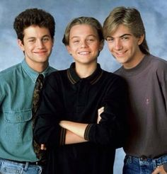 Remember when Leonardo joined Growing Pains?  Yeah, brilliant casting move there.