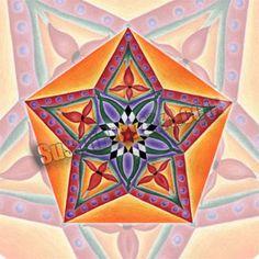 Mandala Solfeggio 555 Hz, Changes in Divine Order