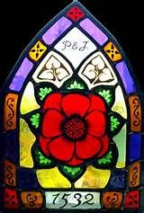 stained glass tudor rose - Yahoo Image Search Results
