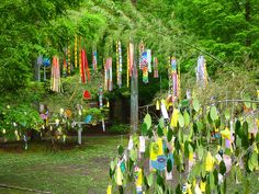 decorations for tanabata