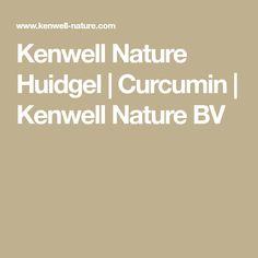 Kenwell Nature Huidgel | Curcumin | Kenwell Nature BV
