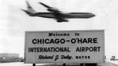 From farmland to 'global terminal': A visual history of O'Hare International Airport O'hare International Airport, Home On The Range, History Timeline, Chicago Area, East Side, Always Remember, Looking Back, Illinois, Places Ive Been