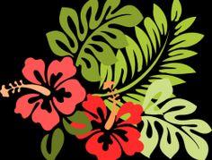Hawaiian Border Clip Art 16442 Hd Wallpapers