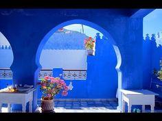 La Ville Bleue de Chefchaouen au Maroc en 19 Photos de Reve (video hd) - MaxiTendance