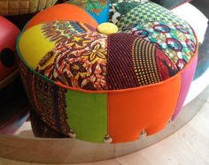 Technicolour Tub Chair Designed by Ray by RayClarkeUpholstery