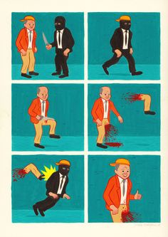 I do not understand this, but it pleases me. (Comic by joan cornella)